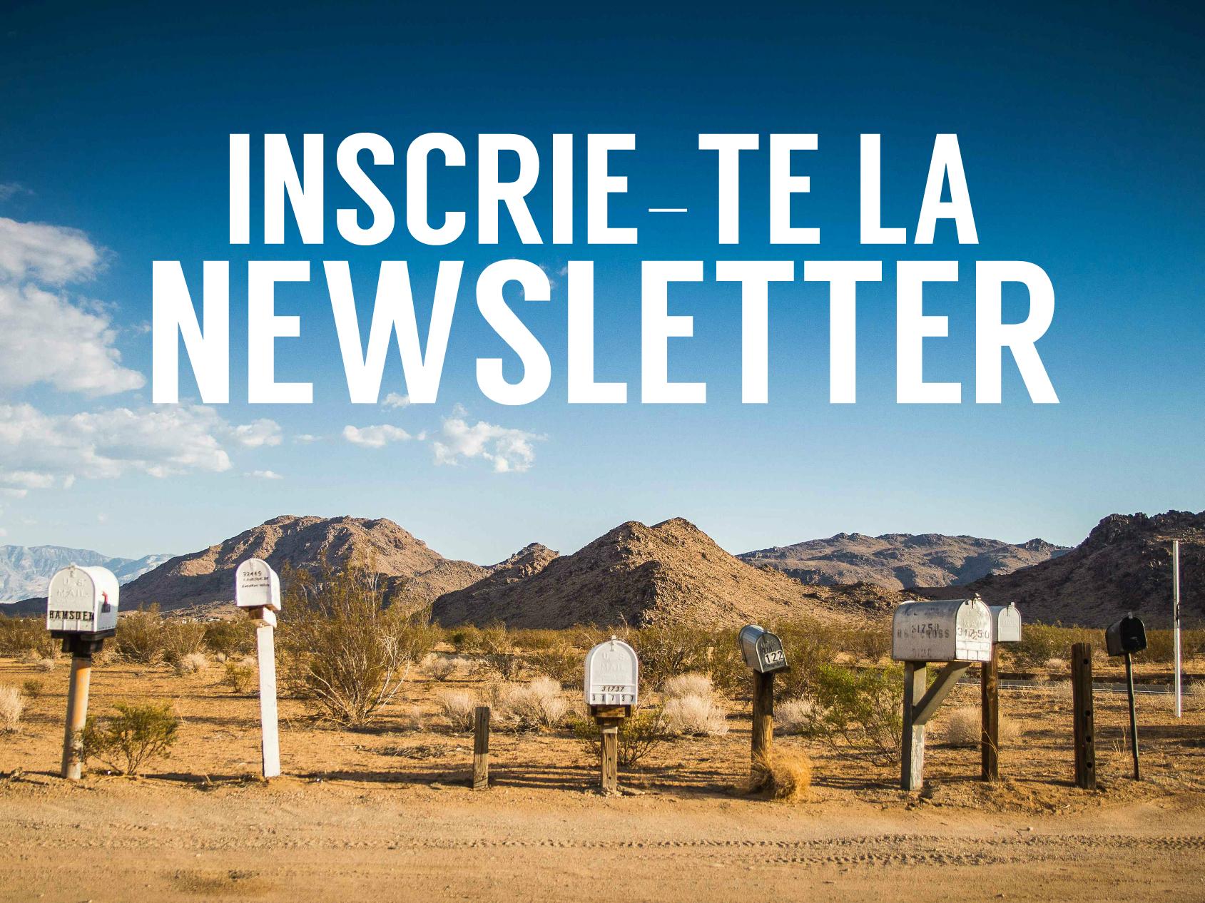 join now newsletter