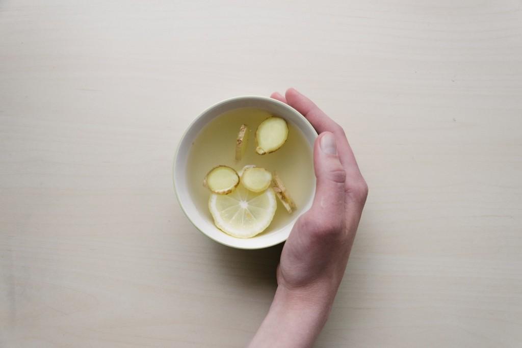 ceai cu lămâie