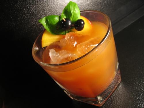 vanilla-seaberry bourbon
